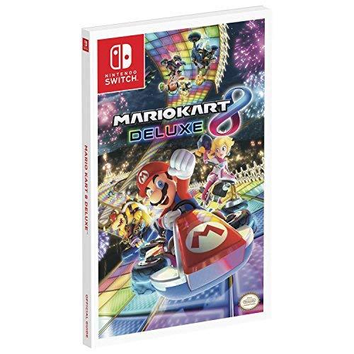 Prima Games Mario Kart 8 Deluxe: Official Guide (Paperback) (Best Kart In Mario Kart 8 Deluxe)