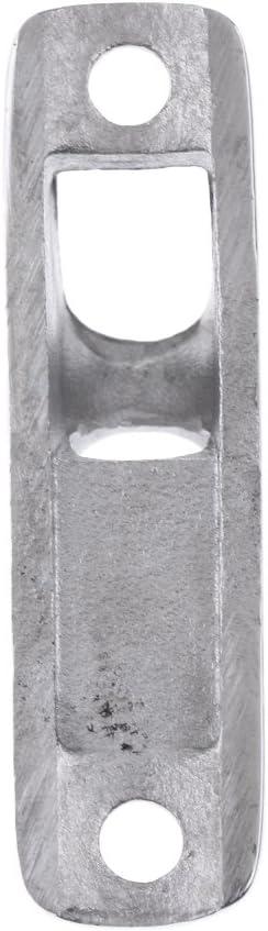 perfk 2X Edelstahl Tauwerkklemme Tauklemmen Klemme Sicherheitsklemme 5.4x1.5x1.7cm
