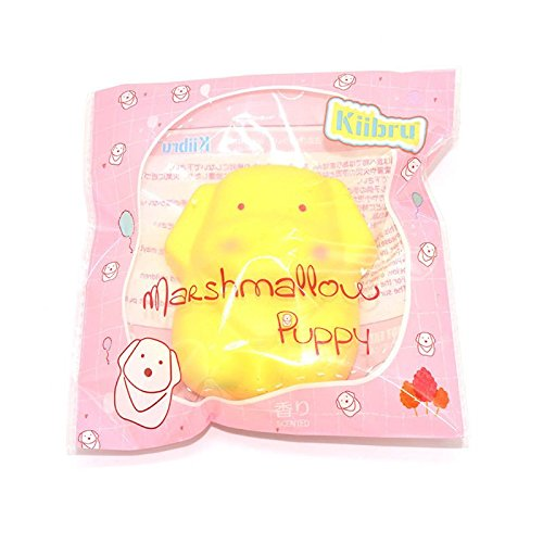 Kiibru Squishy, SLOW RISE and SCENTED Marshmallow Bunny or P