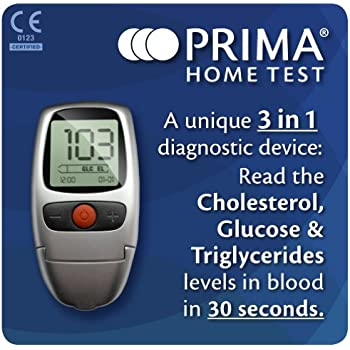Amazon Com Q Steps Cholesterol Biometer Glucose