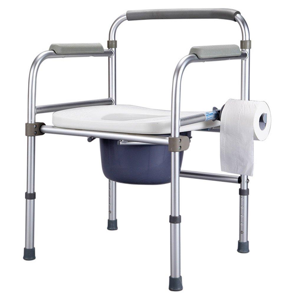GRJH® シャワー椅子、高さ調節可能リムーバブルノンスリップ老人妊娠中の女性シャワーチェア浴室シャワーチェア 防水,環境の快適さ   B079GGSXHB
