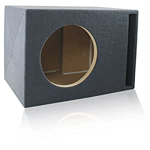 Amazon.com: 2.375 ft^3 Ported MDF Sub Woofer Enclosure for