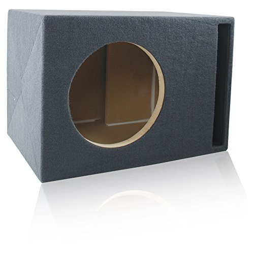 2.375 ft^3 Ported MDF Sub Woofer Enclosure for Single JL Audio 13.5