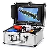 Eyoyo Underwater Fishing Camera 7 inch Color Screen 1000TVL Waterprood IR Camera