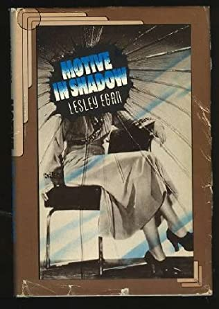 book cover of Motive in Shadow