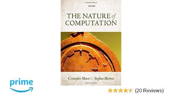 Amazon com: The Nature of Computation (9780199233212
