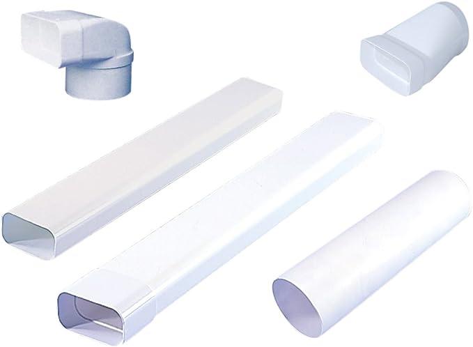 Bielmeier v658018 sistema 125 suave instalación cinta para campanas de cocina, color blanco: Amazon.es: Grandes electrodomésticos