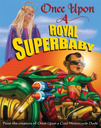Download Once Upon a Royal Superbaby pdf