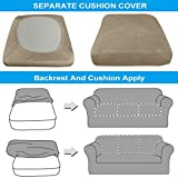 Velvet Sofa Covers for 3 Cushion Couch Couch Cover