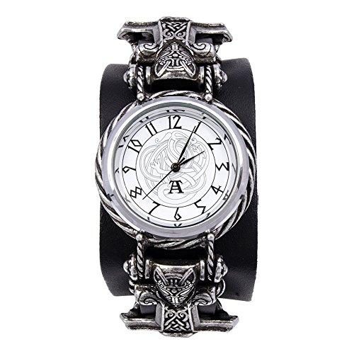 Thorgud Ulvhammer Mjolnir Wristwatch