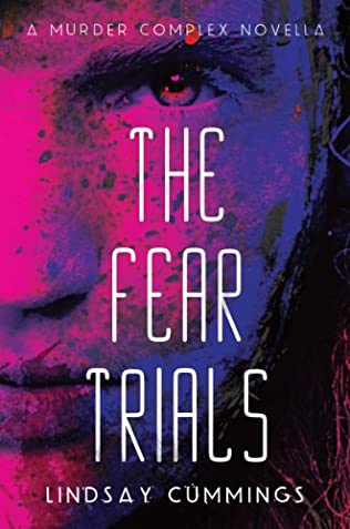 book cover of The Fear Trials