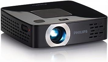 Philips PicoPix - Proyector DLP (854 x 480), negro: Amazon.es ...