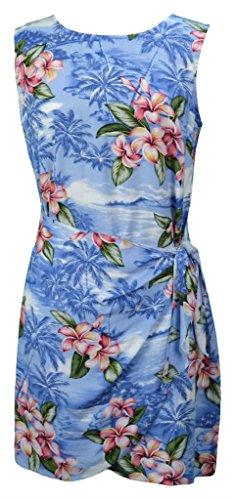 Mock Wrap Dress - 7