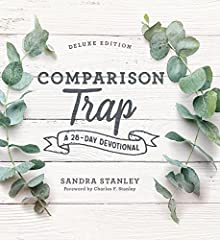 Comparison is never-ending and exhausting.       The temptation to compare is as near as your next chat with a friend, trip to the store, or check-in on social media. And whether you come out on top or come up lacking, there is simply...