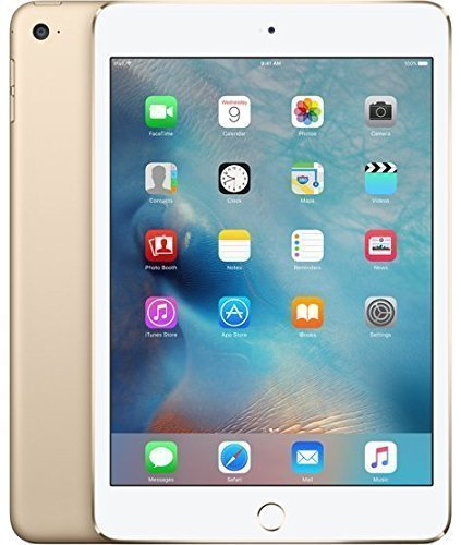 Apple iPad Mini 4 4G 16GB Gold