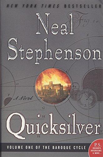 Quicksilver (The Baroque Cycle, Vol. 1)