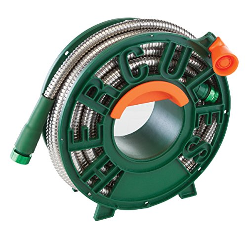 50 ft garden hose reel