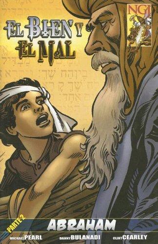 El Bien y El Mal Parte 2: Abraham Comic Book (No Greater Joy) (Pt. 2) (Spanish Edition)