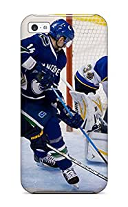 New St-louis-blues Hockey Nhl Louis Blues (23) Tpu Skin Case Compatible With Iphone 5c