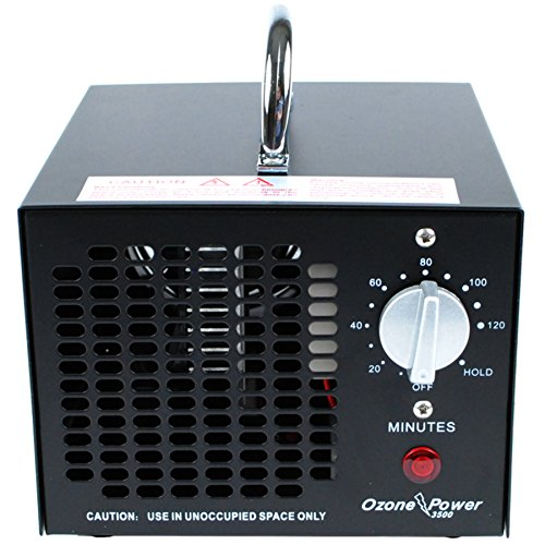 Ozone Power 3500 Commercial Air Purifier Cleaner Ozone Generator by Ozone Power