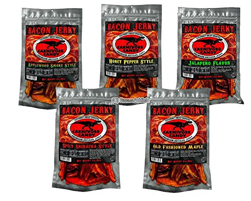 Carnivore Candy Bacon Flavor Sampler product image