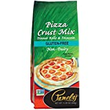 Pamela's Products Gluten Free Pizza Crust Mix, 11.29 Ounce