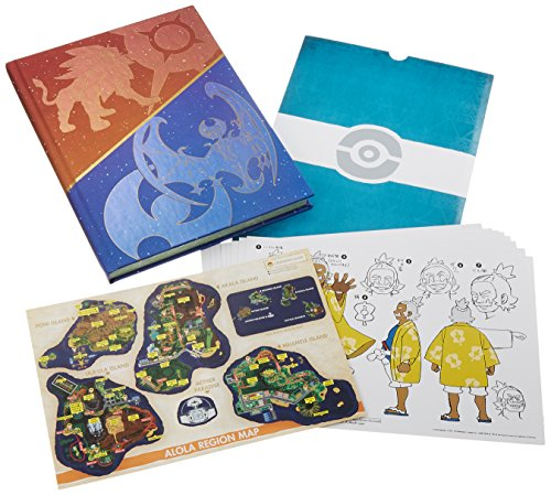Pokmon Sun and Pokmon Moon: Official Collector's Edition Guide