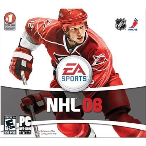 NHL 08 - Windows (Games Hockey Pc)
