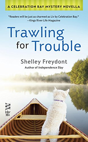book cover of Trawling for Trouble