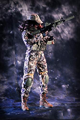 Amazon.com: HHFC Figura Accesorios 1/6 Figura Commando Viper ...