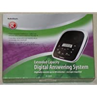 RadioShack Extended Capacity Digital Answering System 43-3829