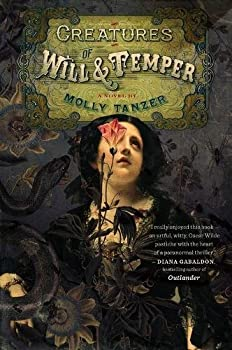 Creatures of Will and Temper by Molly Tanzer fantasy book reviews