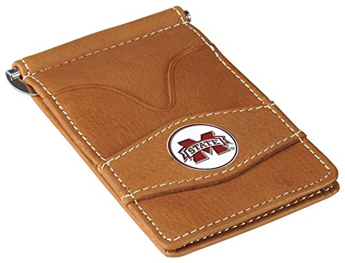 NCAA Mississippi State Bulldogs - Players Wallet - Tan