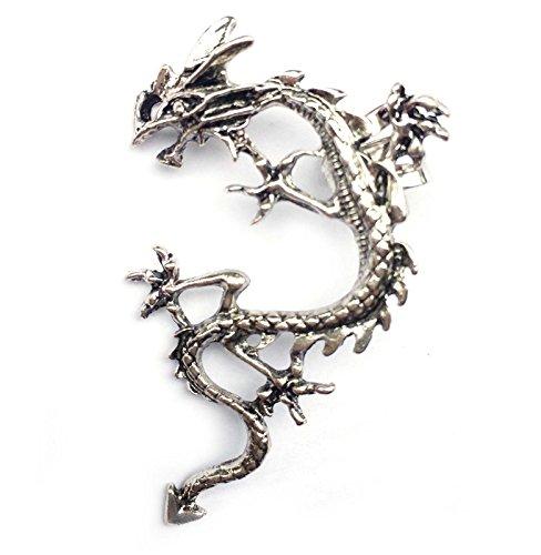 Dragon Antique Ring - 4