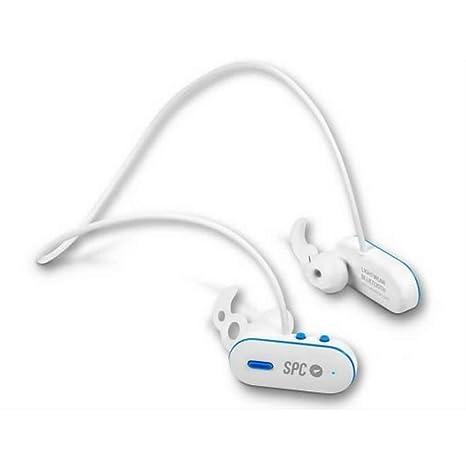 """SPC 4312 - Brazalete deportivo para smartphone hasta 4.8"""", Bluetooth, con auriculares inalámbricos"""