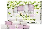 Pupiki Baby Washcloth Set