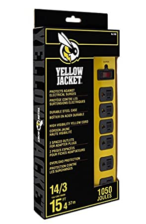 Review Yellow Jacket 5138 Metal