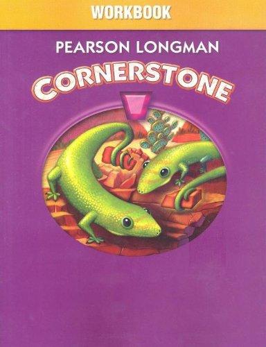 CORNERSTONE 2013 WORKBOOK GRADE 3