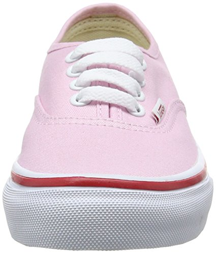 Pink Vans Niñas Lady Hearts Rosa UY Tape Zapatillas Authentic Red para R8FrOqSR