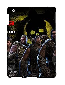 New Fashionable Honeyhoney 45901252987 Cover Case Specially Made For Ipad 2/3/4(gears Of War 3)