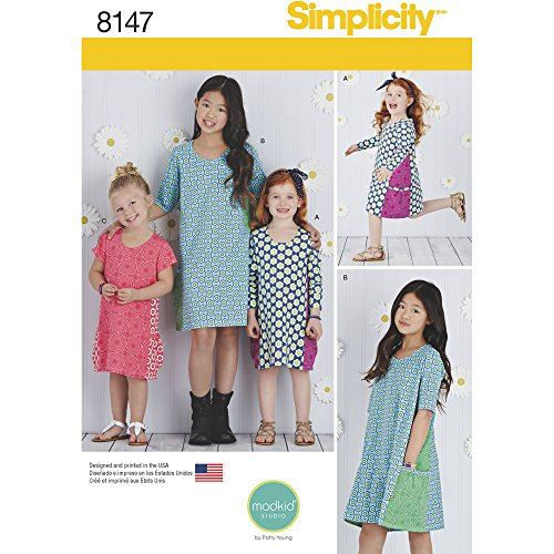 4 panel dress pattern - 3