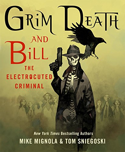 Book Cover: Grim Death and Bill the Electrocuted Criminal