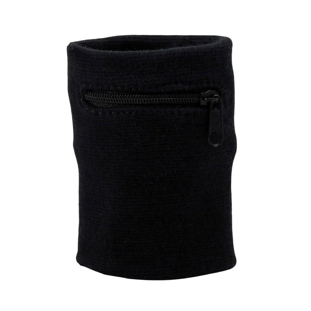 【上品】 qiaonai ブラック ( TM TM )ジッパー手首バンドタオル汗止めバンド手首財布のセット2 B0775C36MB B0775C36MB ブラック, WINCLE:3cbb5d07 --- obara-daijiro.com