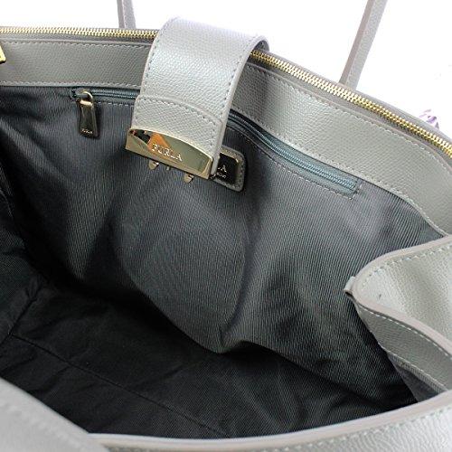 Furla Metropolis medium handbag blue ARGILLA