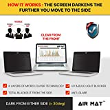 """13 Inch MacBook Pro Privacy Screen Filter - Touch Bar (Model A1708 / A1706) Apple Notebook, Best Anti Glare Protector Film for Data confidentiality - Compare to 3M (MacPro 13"""")"""