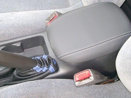 Amazon.com: RedlineGoods Kia Sephia 1998-01 cubierta de apoyabrazos de: Automotive