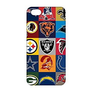 nfl teams 3D Phone Case for iPhone 5S