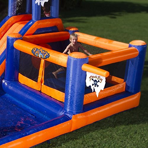 Blast Zone Pirate Bay Inflatable Combo Water Park and Bounce by Blast Zone by Blast Zone (Image #4)