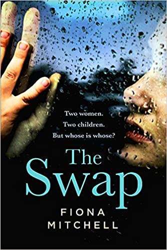 Image result for The Swap by Fiona Mitchell""