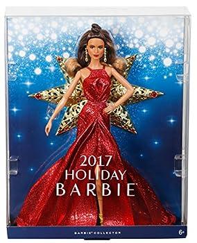Barbie 2017 Holiday Teresa Doll, Brunette 7